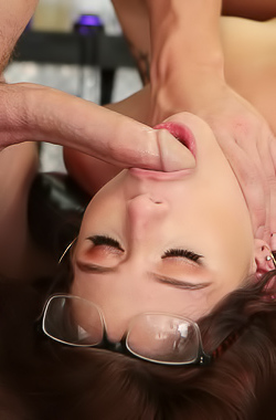 Cock Hungry Babe In Glasses Isabel Moon